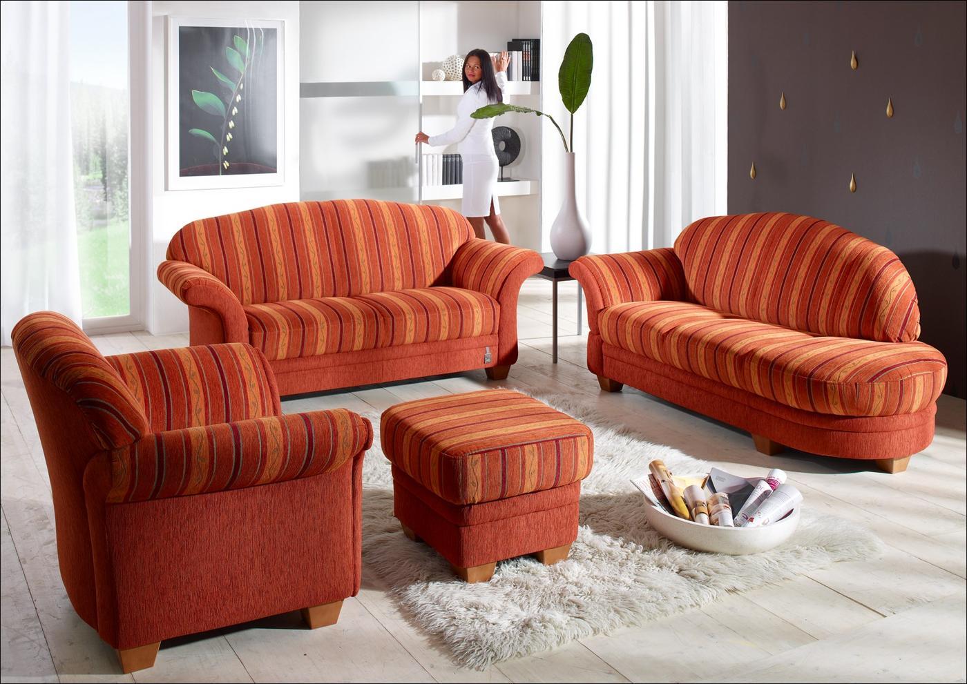 polsterm bel landhausstil leder. Black Bedroom Furniture Sets. Home Design Ideas